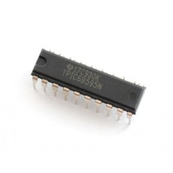 TPIC6B595 - Shift Register de potência