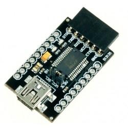 Conversor FTDI 3.3/5V - DFR0065