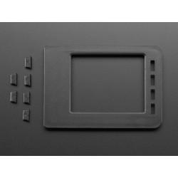 Armação para display 2.8'' c/4 botões