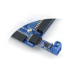 Módulo adaptador para ligação CAN a CPU 3.3V - SN65HVD230