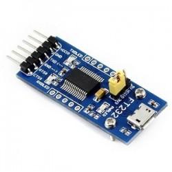 Conversor FTDI USB(micro)-UART 3V3 e 5V