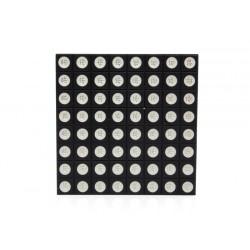 60mm square 8*8 LED Matrix - super bright RGB