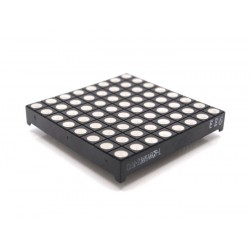 Matriz de LEDs RGB 8x8 com 60mm - LED204A5B