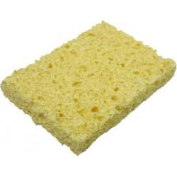Sponge soldering iron