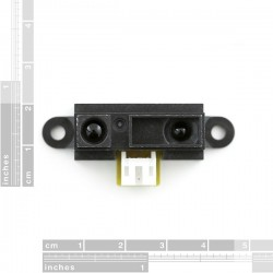 Infrared Proximity Sensor Short Range - Sharp GP2D120XJ00F