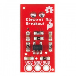 BOB-12758 - Microfone Electret