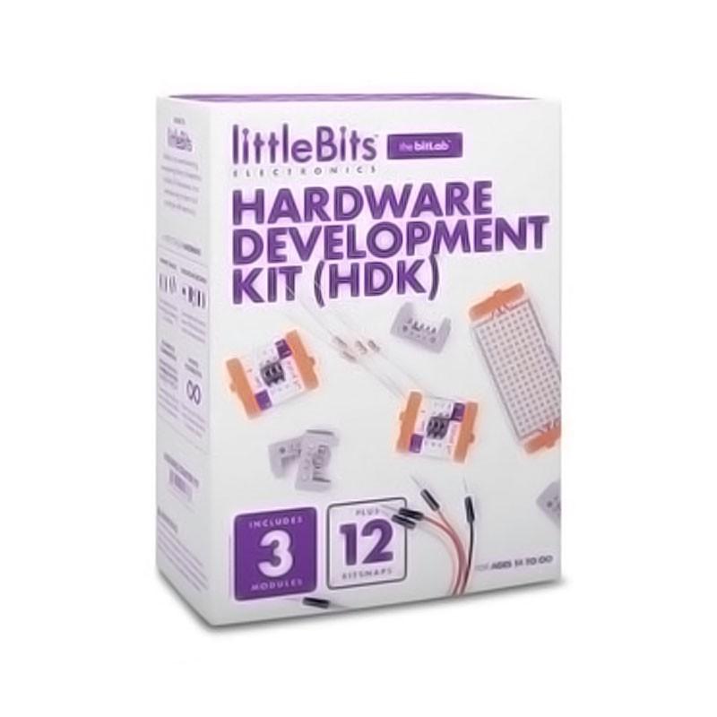 littleBits - Kit de desenvolvimento de Hardware para littleBits