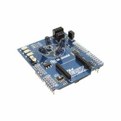 Shield p/ emulação de comandos infravermelhos (TV,DVD,BOXs,etc) p/ Domótica