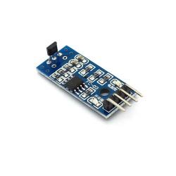 Módulo sensor de efeito Hall c/ sensor de contagem 3144E