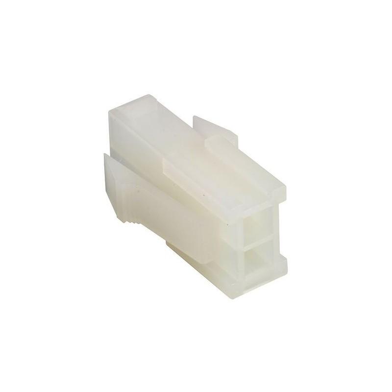 Molex Labeling socket (2 pin)