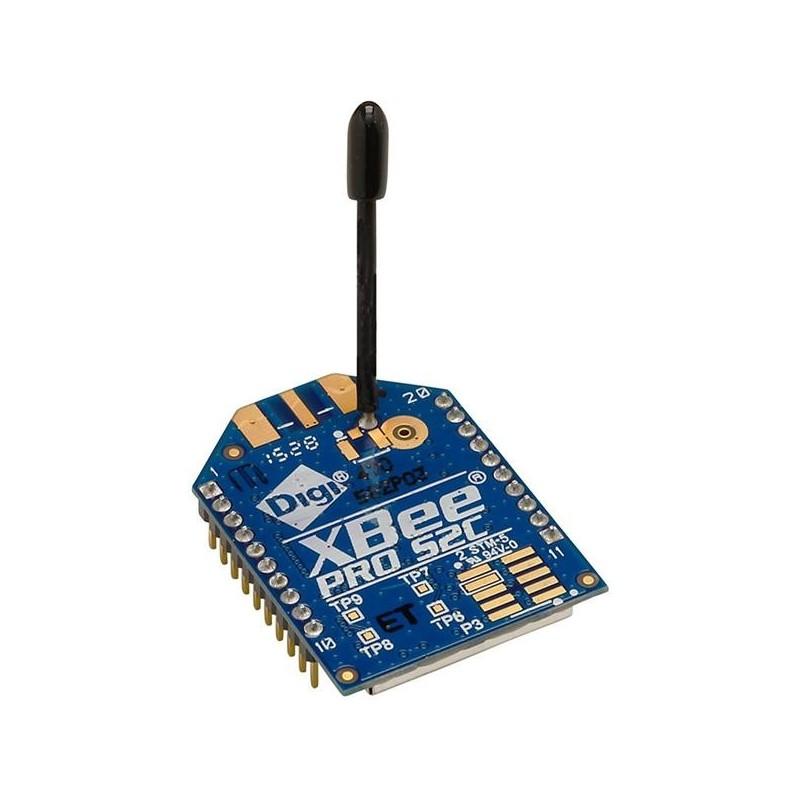 XBee Pro ZB S2C 63mW Wire Antenna ( XBP24CZ7WIT-004)