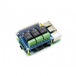 HAT 3 Relés para Raspberry Pi A+/B+/2B/3B