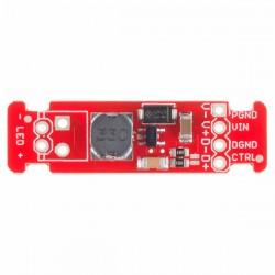 FemtoBuck - Controlador de corrente constante p/ LEDs 0-350mA e até 36V