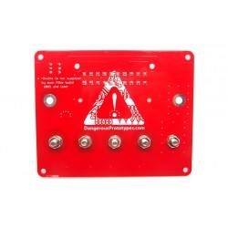 ATX breakout board bench power supply