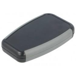 Caixa HAMMOND portátil para electrónica - X:61mm Y:100mm Z:17mm - ABS