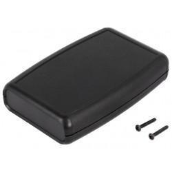 Caixa HAMMOND para electrónica - X:79mm Y:117mm Z:24mm - ABS