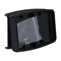 Enclosure: multipurpose, X:79mm, Y:117mm, Z:24mm, ABS, black
