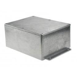Enclosure: multipurpose, X:127mm, Y:165mm, Z:75mm, aluminium, IP66