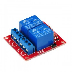 2 Channel 5V Relay Shield Module