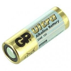 Alkaline battery A23 - 12V