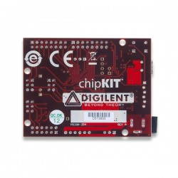 chipKIT uC32: Basic Microcontroller Board with Uno R3 Headers