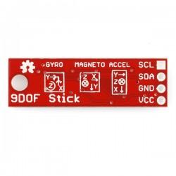 9 Degrees of Freedom - Sensor Stick