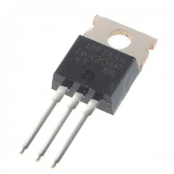 Transistor: N-MOSFET, unipolar, 55V, 41A