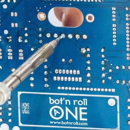 Tutorial Bot'n Roll ONE A - Soldadura