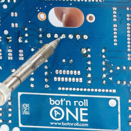Tutorial Bot'n Roll ONE A - Soldering