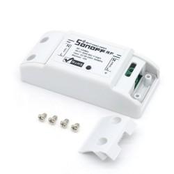 Sonoff RF - WiFi Wireless Smart Switch e Receptor RF433 p/ Domótica