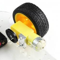 Plataforma Smart Car 2WD