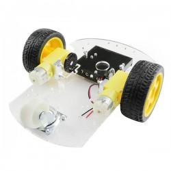 2WD Robot Smart Car Platform