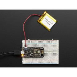 Adafruit Feather HUZZAH com ESP8266 WiFi