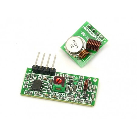 433Mhz RF link kit - WLS107B4B