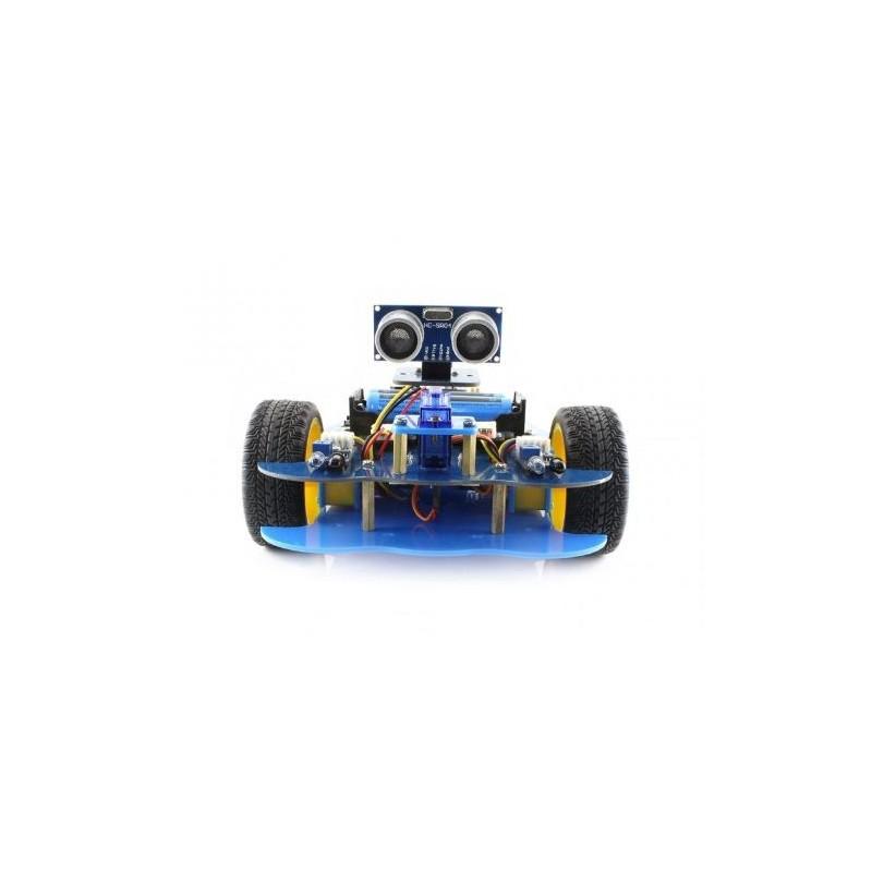 AlphaBot, Basic robot building kit for Arduino