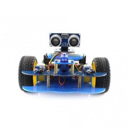 AlphaBot, plataforma robótica móvel com Arduino UNO PLUS