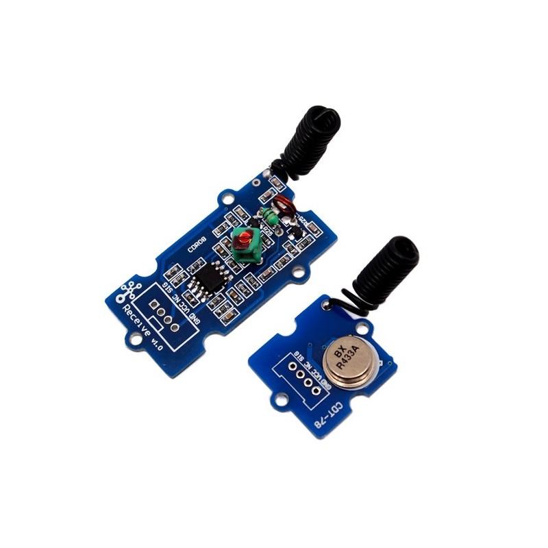 Grove - 433MHz Simple RF link kit