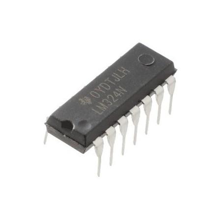LM324 - Quad Operational Amplifier