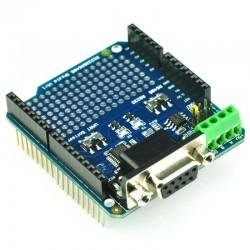 Shield RS232/485 para Arduino