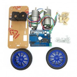 2 Wheel Self-Balancing Upright Rover Car Arduino Robot Starter Kit