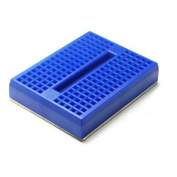 Mini Bread board Azul - STR119C2M