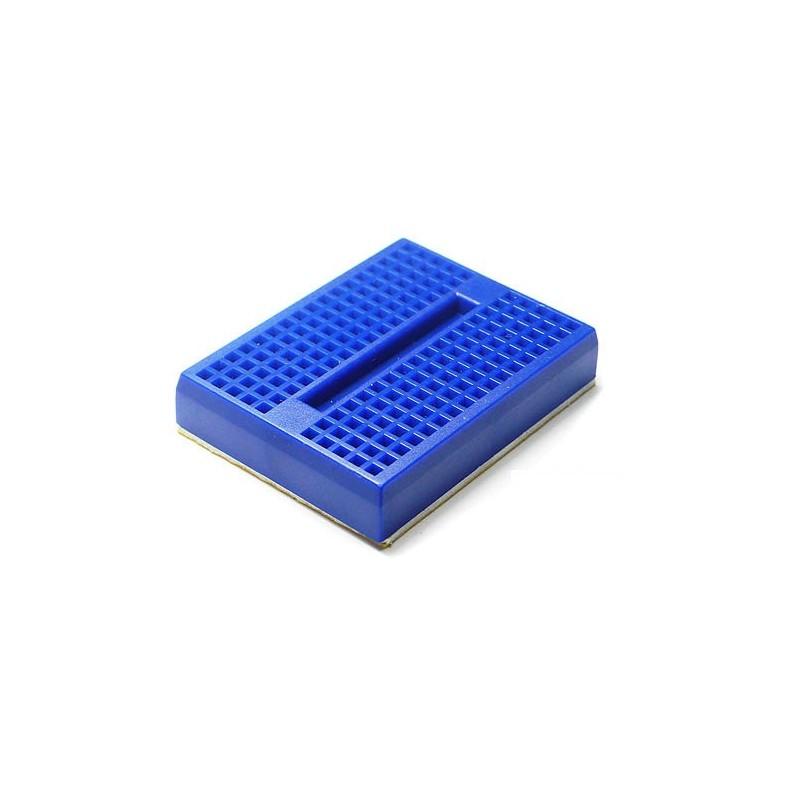 Mini Bread board Azul - STR119C2M