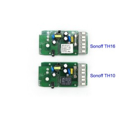 Sonoff TH16 - Temperature and Humidity Monitoring WiFi Wireless Smart Switch for Smart Home