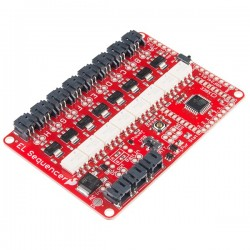 El Sequencer - controlador 8 EL Produtos