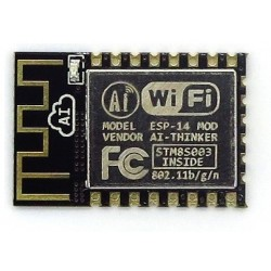ESP-14: ESP8266 WIFI Wireless Serial Ports ESP8266 Module