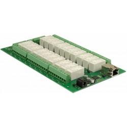 ETH8020 - Módulo de 20 Relés 16A ethernet (IP)