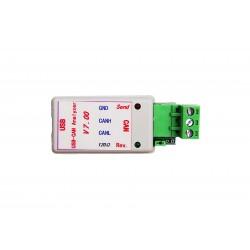 Analisador USB-CAN