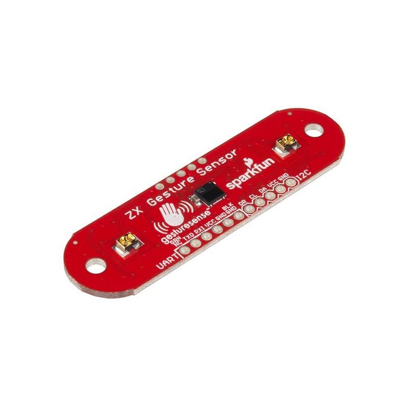 Sensor de Gestos e Distância - ZX