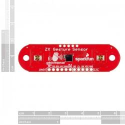 ZX Distance and Gesture Sensor