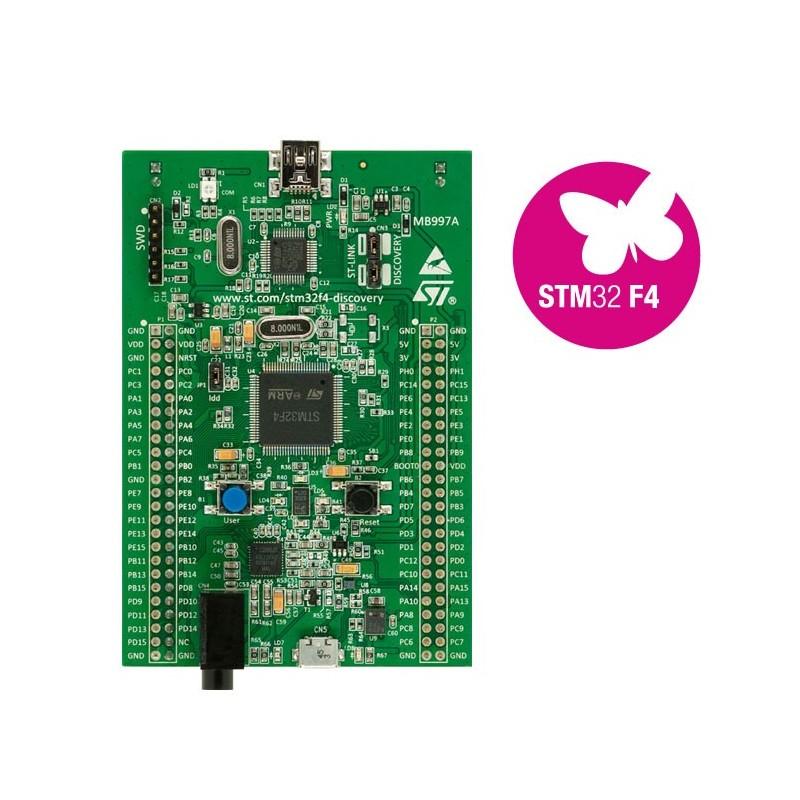 STM32F407 Development Board (STM32F407G-DISC1)